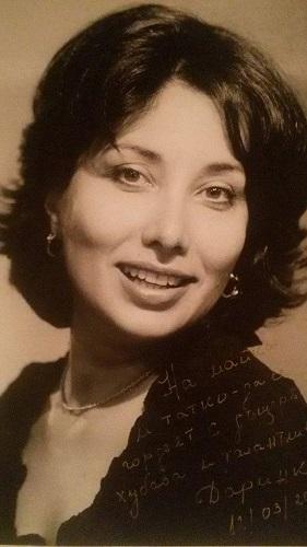 Дарина Такова